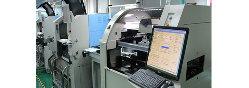SMT equipments in VipCircuit